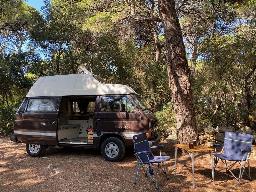 At Camping Baldarin - Cres
