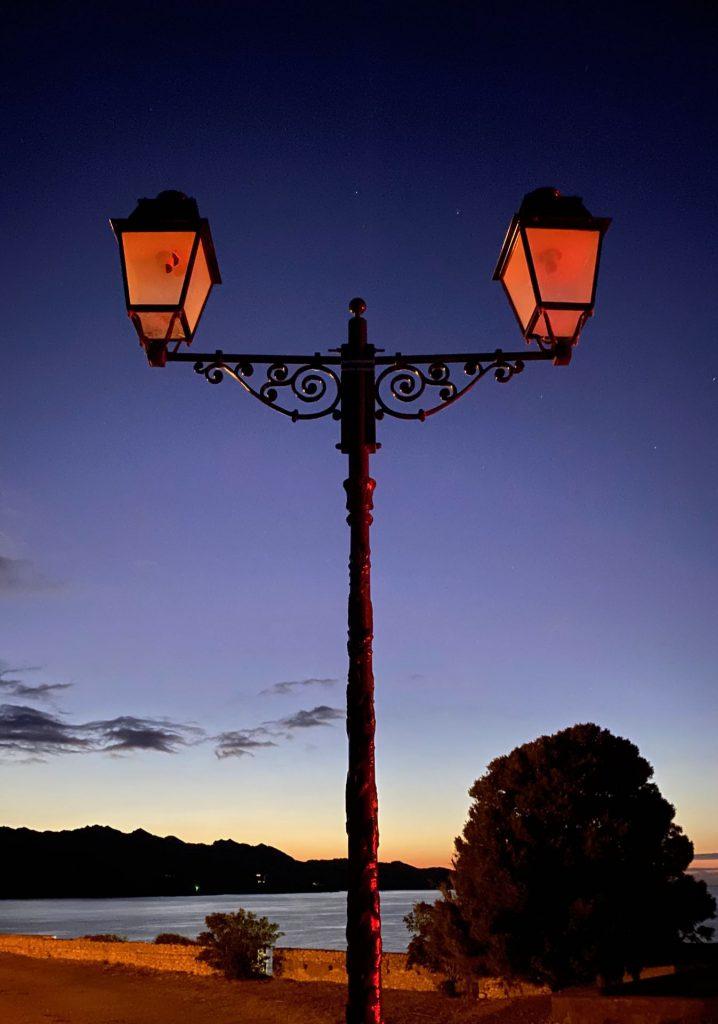 Illumination at Saint Florent