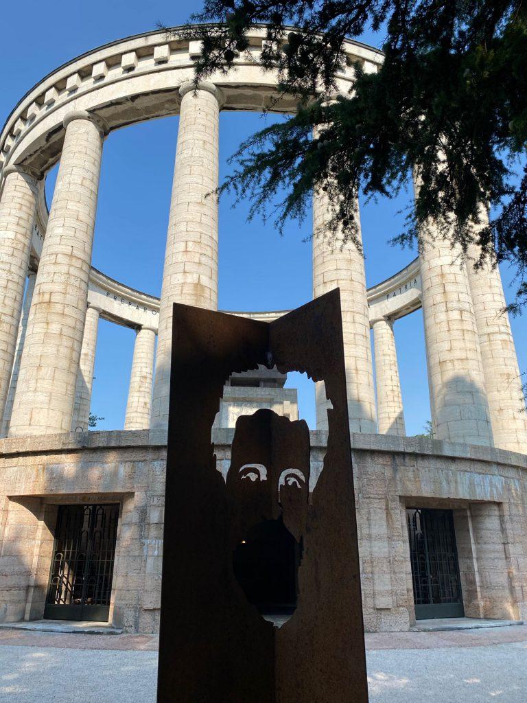 Trento - General Battisti Memorial