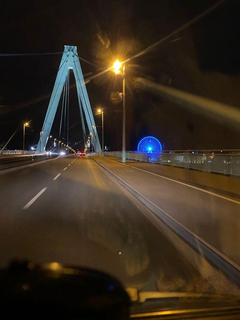 Cologne - Severinsbrücke